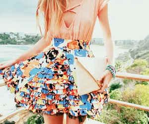 colours, fashion, and summer image
