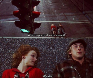 love, the notebook, and die image