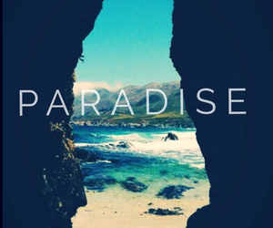 beach, fun, and paradise image