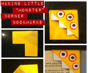 bookmarks, diy, and do it yourself image