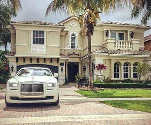 home, mansions, and life image