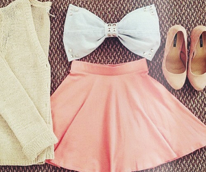 dress, hipster, and crop top image