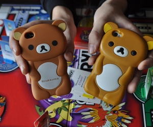 case, iphone, and bear image