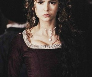 katherine pierce, tvd, and Nina Dobrev image