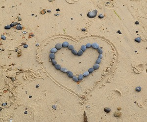 heart, herz, and I Love You image