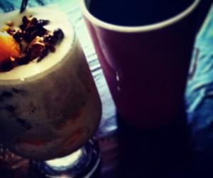 breakfast, food, and buenosdias image