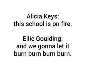 Ellie Goulding, funny, and I WISH image