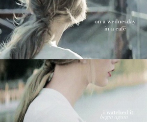 pic, Taylor Swift, and begin again image