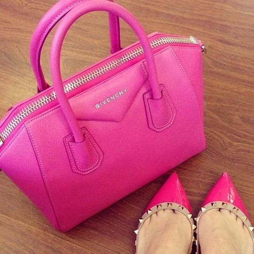 pink, Givenchy, and fashion image