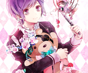 diabolik lovers, anime, and kanato sakamaki image