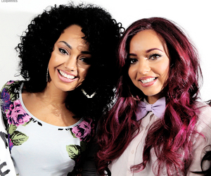 jade thirlwall, little mix, and leighade image