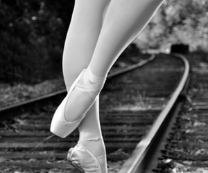 balance, coupe, and ballet image