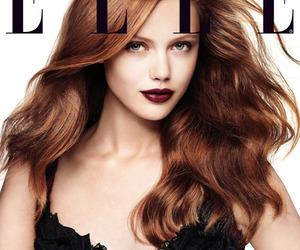 fashion, Elle, and model image