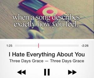 song, hate, and music image