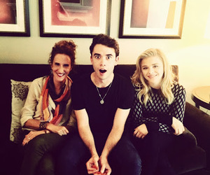 if i stay, jamie blackley, and chloe moretz image