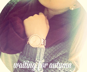 autumn, michaelkors, and waiting for autumn image