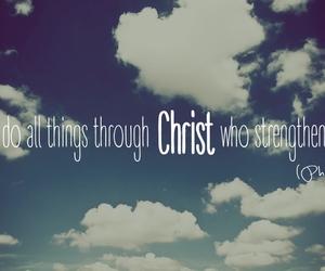 bible, Christ, and christian image