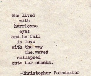 poem, love, and christopher poindexter image
