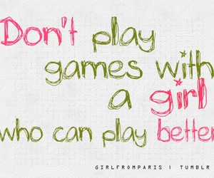 girl, text, and words image