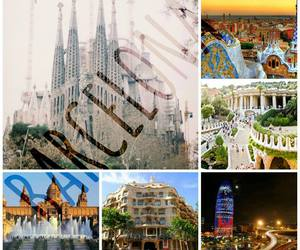 Barcelona, espana, and photography image