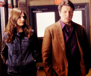 adorable, beckett, and castle image