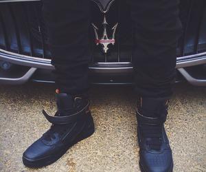 car, maserati, and shoes image
