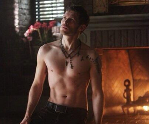 Hot, klaus mikleason, and the vampire diaries image