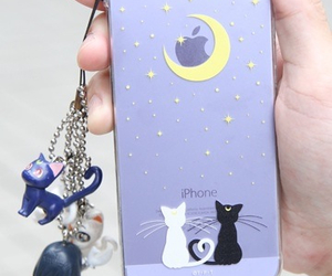 cats, iphone, and iphone case image