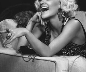 beautiful, black&white, and gorgeous image