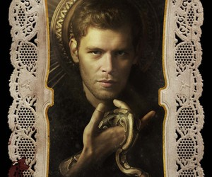 the vampire diaries, klaus, and tvd image