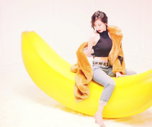 banana, kpop, and beautiful image