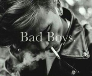 boy, bad boys, and smoke image