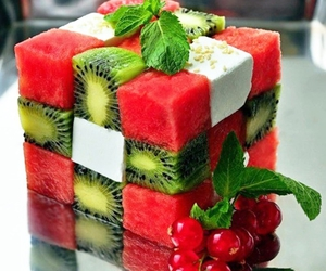 delicius, fruit, and love image