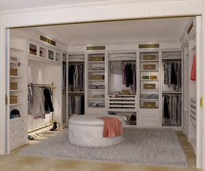 closet, clothes, and nice image