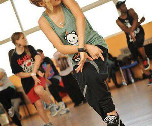 dance, fetus, and chachi gonzales image