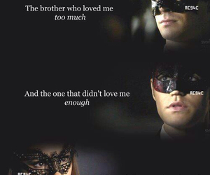 stefan salvatore, damon salvatore, and tvd image