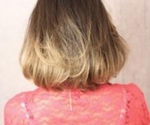bob, hair, and gradation image