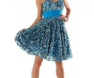 dress, fabulous, and glitter image