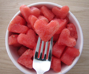 food, pink, and cute image