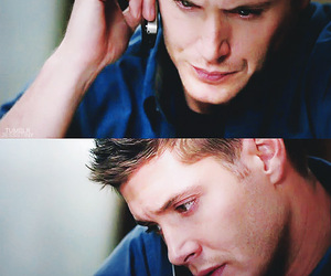dean, dean winchester, and Jensen Ackles image