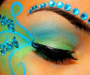 glitter, tan, and gorgeous image