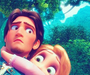 disney, tangled, and rapunzel image