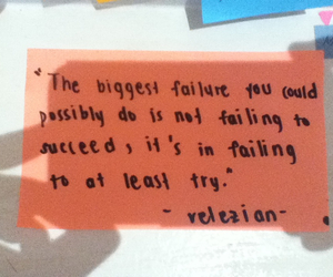 failure, quote, and saying image