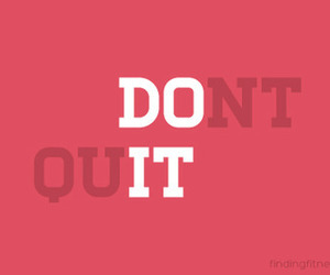 quotes, do it, and quit image