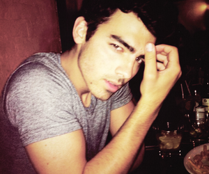 Joe Jonas, boy, and Hot image
