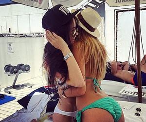 ass, beach, and summer image