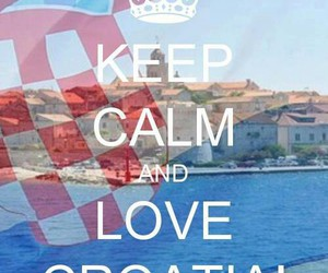 Croatia, love, and hrvatska image