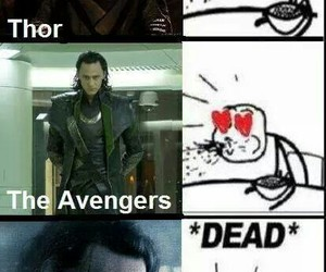 the avengers and thor image