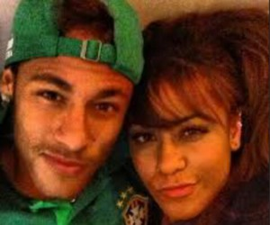 rafaella, neymar, and neymar jr image