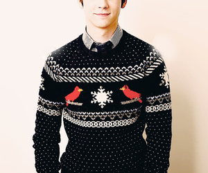 adorable, handsome, and sweater image